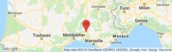 adresse croisiere-fluviale-gard-30.com, Avignon, France
