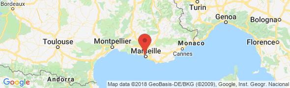 adresse arakoon.fr, Marseille, France