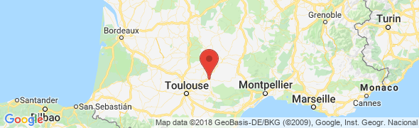 adresse webpresenceplus.net, Albi, France
