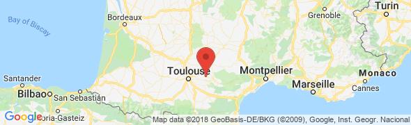 adresse comptoirdesjardins.fr, Saint Paul Cap de Joux, France