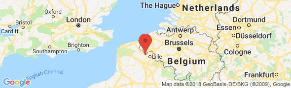 adresse chariotderandonnee.com, Erquinghem-Lys, France