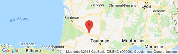 adresse lesdelicesdesaintcirice.com, Boé, France