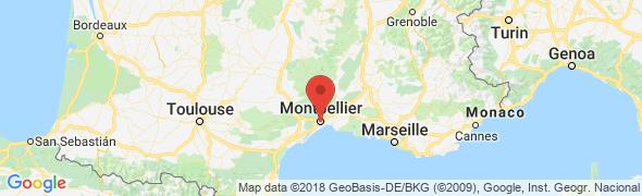 adresse hotel-webdesign.com, Montpellier, France