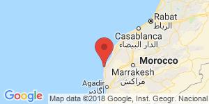 adresse et contact Dar Liouba, Essaouira, Maroc