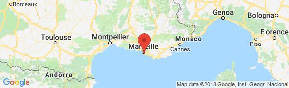 adresse chez-ze.com, Marseille, France