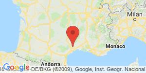 adresse et contact Domaine Mas de la Seranne, Aniane, France