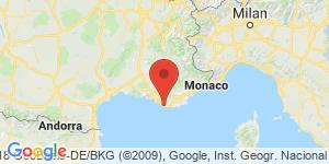 adresse et contact Gabrielle NEBLE, Bandol, France