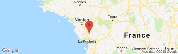 adresse lesterresgourmandes.fr, Saint Germain-De-Prinçay, France