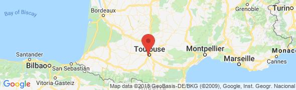 adresse lamaisonpositive.com, Toulouse, France