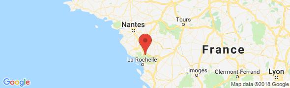 adresse foire-braderie.fr, Nalliers, France