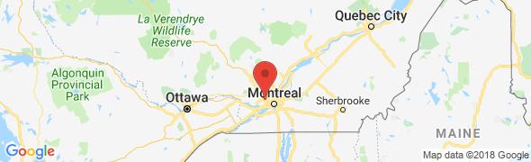 adresse bonestructure.ca, Laval, Canada