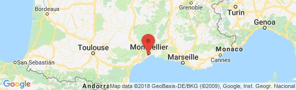 adresse clim-planete.com, Villeneuve-Les-Maguelone, France