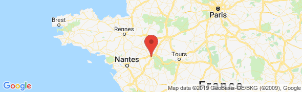 adresse sth-angers.com, Angers, France