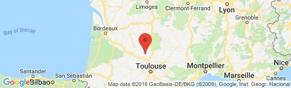 adresse safran-epices-bio.fr, Lafrançaise, France