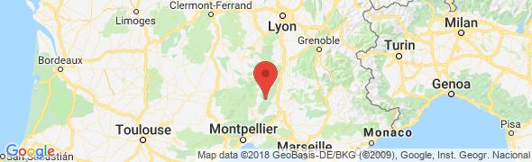 adresse orgnac.com, Orgnac l'Aven, France
