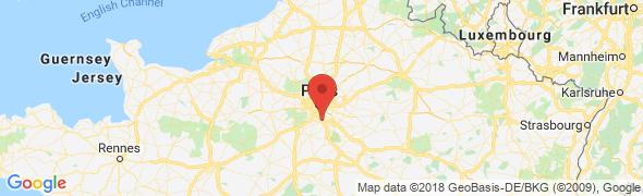adresse loca-fontaine.fr, Evry, France