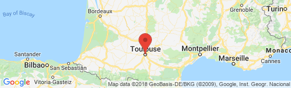 adresse coach-toulouse.org, Toulouse, France