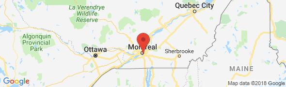 adresse GravelAuto.com, Île-des-Soeurs, Canada