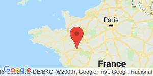 adresse et contact L'Effet Papillon, Avrillé, France