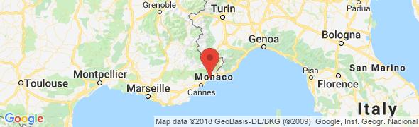 adresse ostéo-massage-nice.com, Nice, France