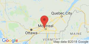 adresse et contact Emovi, Centre du genou, Laval, Canada