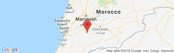 adresse hotelibntoumert.com, Taliouine, Maroc