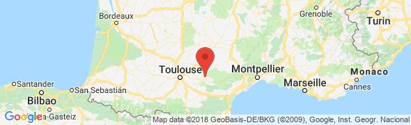 adresse montaud-chausseur.fr, Castres, France