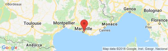 adresse provence-charpente.com, Marseille, France