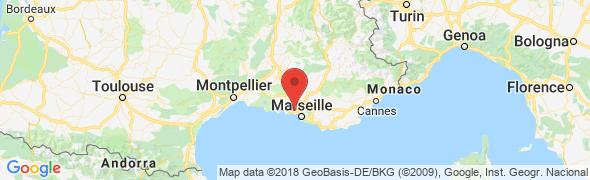 adresse ddpim13.com, Gignac-la-Nerthe, France