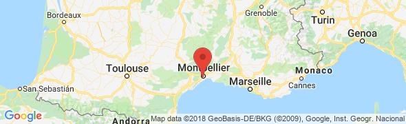 adresse pcnumerik.fr, Montpellier, France