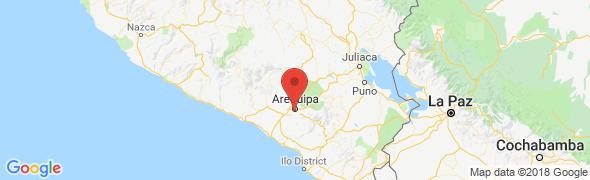 adresse toursdelinka.com, Arequipa, Pérou