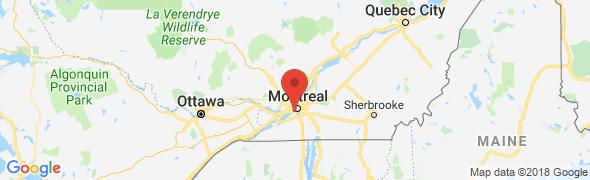 adresse transportaccord.com, Montréal, Canada