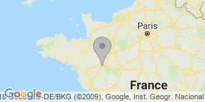 adresse et contact 100 pour 100 musique, Angers, France