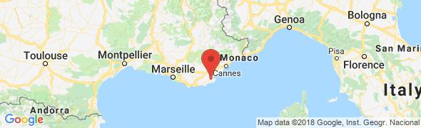 adresse secretariatdugolfe.site-fr.fr, Cogolin, France