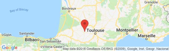 adresse nartet-gers.fr, Preignan, France
