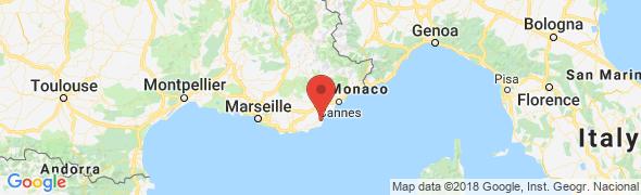 adresse villacosy.com, Saint-Tropez, France