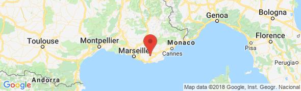 adresse moniquerouquier.fr, Rocbaron, France
