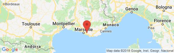 adresse masdebertagne.com, Gémenos, France