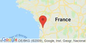 adresse et contact Guns and Games, Saintes, France