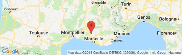 adresse chateaupontroyal.com, Mallemort, France