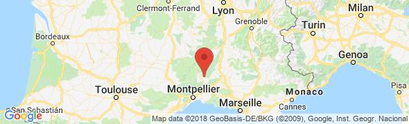 adresse labastidedemamette.fr, Euzet les Bains, France