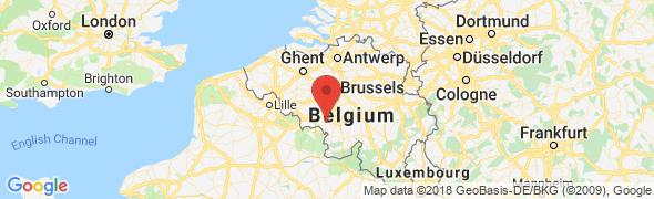 adresse artiste-peintre-close.com, Binche, Belgique