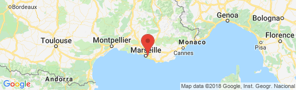 adresse allo-fitness-marseille12.fr, Marseille, France