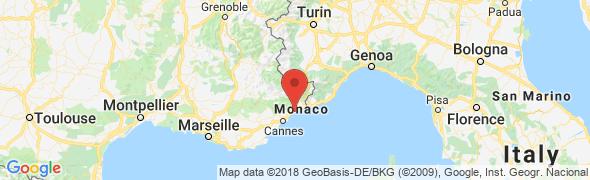 adresse become-u.coach, Nice, France