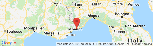 adresse grandpalais-immo.fr, Menton, France
