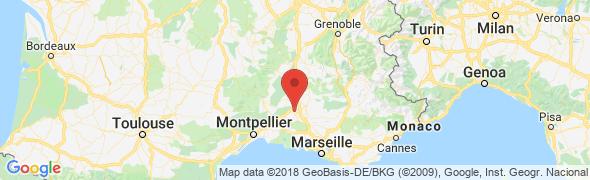 adresse acqua-therm-plombier-chauffagiste.com, Villeneuve lez Avignon, France