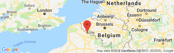 adresse lillo-lille.immobilierneuf-kic.fr, Lille, France