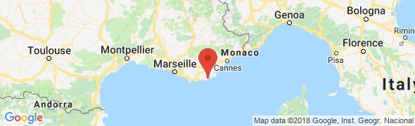 adresse restaurant-tapas-elcamino.com, Le Lavandou, France