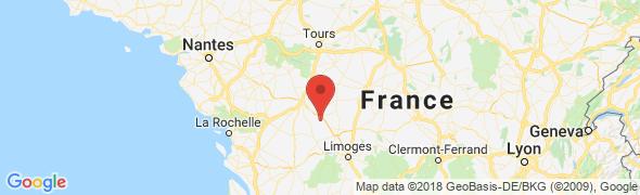 adresse luniversdujardin-espace-vert.fr, Persac, France