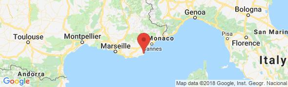 adresse petitesource.com, Ramatuelle, France